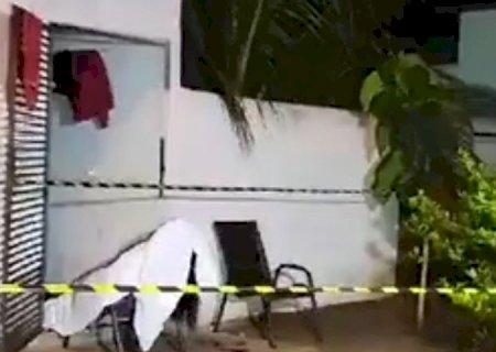 AGORA: Mulher é morta a tiros em Itaporã