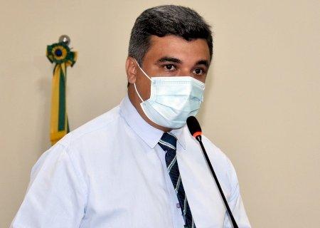 Miltinho pede para que o município integre ao consórcio para quando liberado, comprar vacinas e insumos para combate ao Coronavírus