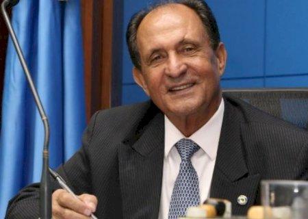 Zé Teixeira comemora mais uma etapa para recuperação de trecho da MS-156, em Caarapó