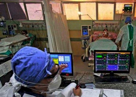Fila por vaga de UTI Covid em Dourados chega a 59 pacientes