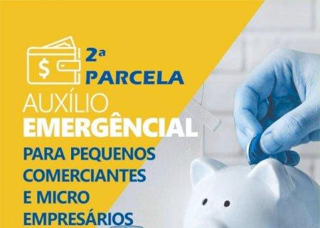 Prefeitura de Vicentina paga 2° parcela do auxílio emergêncial para pequenos comerciantes e micro empresários