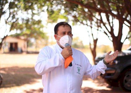 Para Castramóvel e Ambulância, Marcio Fernandes destina maior emenda parlamentar de Ivinhema