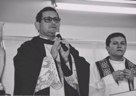 EX pároco de Ivinhema, Padre José Donizete perde a luta contra a Covid 19