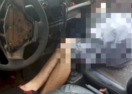 Jovem é executado e outro fica ferido em Ponta Porã