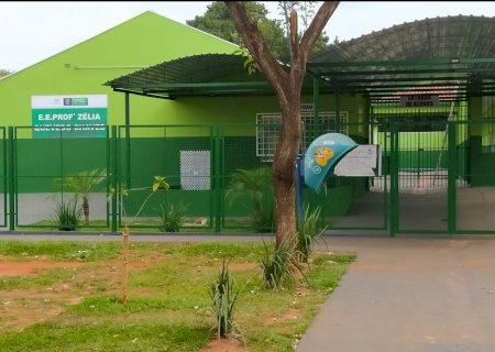 TJ inaugurará 12ª escola reformada por presos em MS