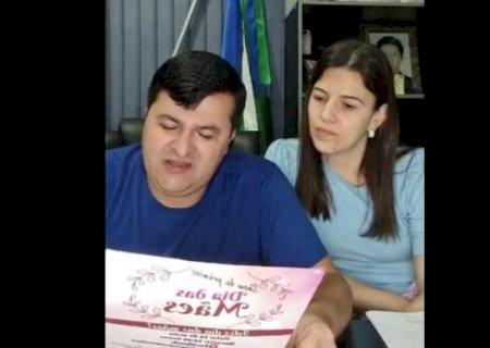 Veja como participar do show de prêmios do Dia das Mães da prefeitura Vicentina