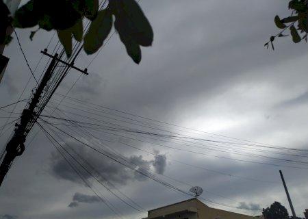 Vicentina, Fátima do Sul, Jateí, Caarapó, Dourados e várias cidades continuam sob risco de tempestade