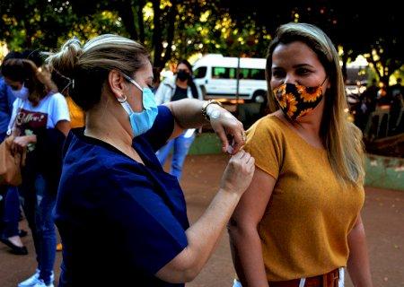 Fátima do Sul recebe 720 doses da vacina Astrazeneca e destina a grupos prioritários, categorias e população acima de 45 anos