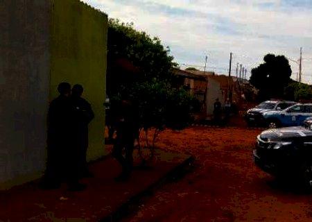 Em Deodápolis, suspeito saca arma para policiais e é morto em operação contra o tráfico