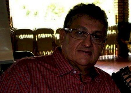 Morre ex-prefeito Jairo Vasconcelos, mais uma vítima da Covid em Glória de Dourados
