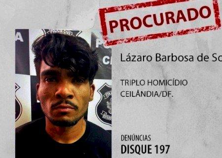 Autoridades procuram por \'psicopata\' que matou família inteira no interior de Brasília e Goiás