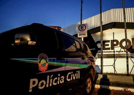 Bandidos tentam atropelar PMs que fazem disparos contra carro em Campo Grande