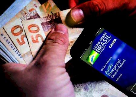 Auxílio emergencial é pago a beneficiários do Bolsa Família nesta 2ª feira
