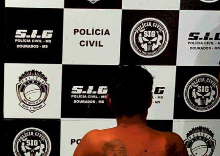 Homem é preso acusado pelo assassinato de jovem na Jaguapiru