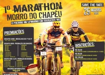 Maratona de mountain bike vai percorrer estradas vicinais no final de agosto em Dourados