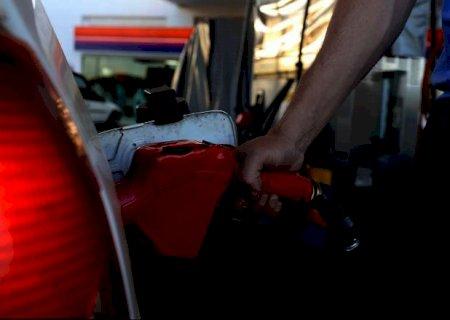 Pela terceira vez consecutiva no mês, preço da gasolina aumenta em Mato Grosso do Sul