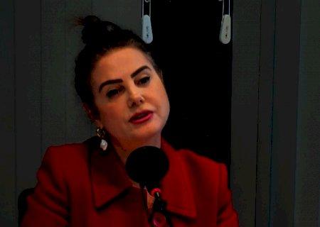 Deputada Mara Caseiro luta por reforma, computadores e ar condicionado para Escola de Lagoa Bonita em Deodápolis