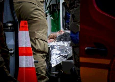 Explosão em oficina mecânica deixa funcionários gravemente feridos