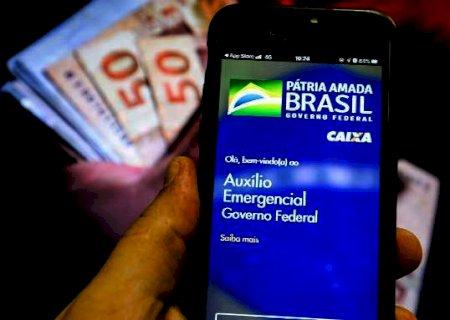 Caixa conclui hoje pagamento da quinta parcela do auxílio emergencial
