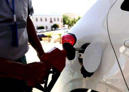 Gasolina foi de R$ 4,49 a R$ 6,43 de janeiro a agosto deste ano em MS, aponta ANP