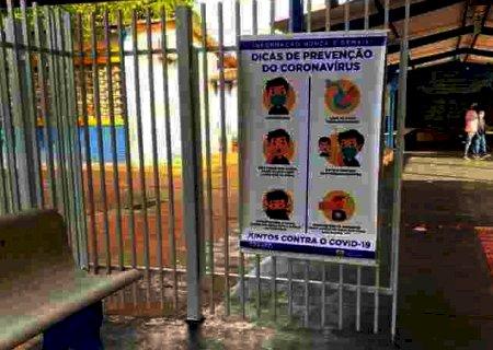 Liberação de aulas presenciais na Reme de Dourados ainda depende do  MPMS