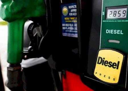 Reajuste Petrobras eleva preço do diesel em quase 9% após 85 dias de estabilidade