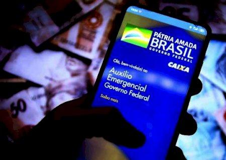 Auxílio emergencial é pago a beneficiários do Bolsa Família