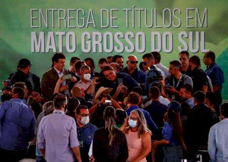 Bolsonaro volta a MS e estará em Bonito no dia 1º de outubro