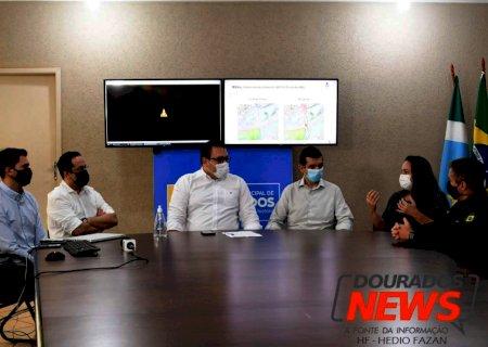 Agetran divulgará rotas alternativas durante obra de viaduto na BR-163