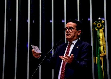 Vídeo: deputado de Santa Catarina defende na Câmara que MS é no Sul e não no Centro-Oeste