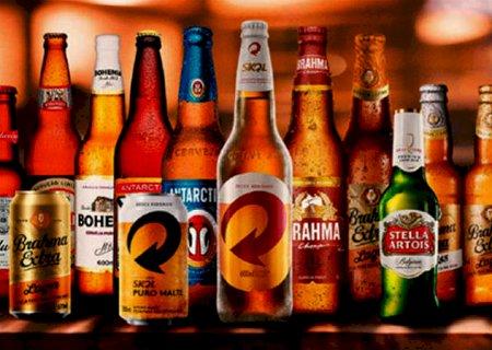 Ambev anuncia aumento do preço das cervejas