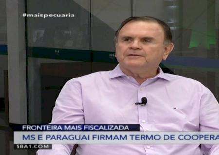 Diretor-presidente da Iagro MS fala sobre fiscalização da fronteira com Paraguai