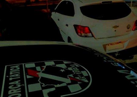 Motorista de aplicativo é sequestrada durante roubo na fronteira